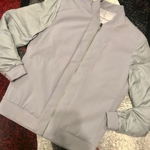 lululemon athletica Jackets & Coats - New! 🍋Lululemon About Face Bomber REVERSIBLE!!